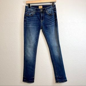 Driftwood Classic Fit Audrey Straight Leg Jeans
